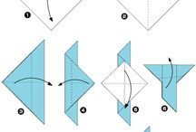 Origami Instructions and printables