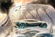 Carros e Artes!!!