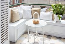 Apartments & Balconies / Creative ideas for apartment spaces