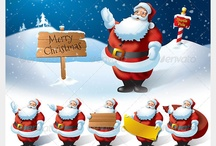 Holiday & Winter Premium Designer Elements Collection