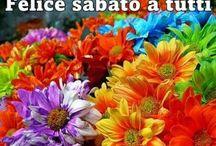 Buon Sabato - Weekend