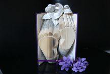 Bookart Folded Book