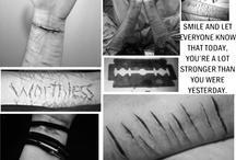Self harm, depression ect.