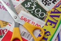 coupons & sales / by Gay Riipinen