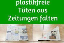 Müll vermeiden / plastikfrei
