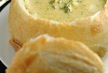 Soup Recipes / by Carlee Dewitt
