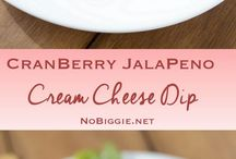 Jalapeno cream cheeses
