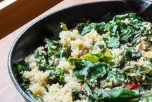 Gluten Free Vegetarian Main Dishes