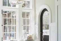chalet fenêtres