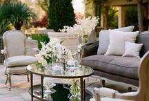 Exterior - Outdoors living spaces