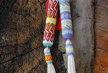 Bead Keychain / Beadwork, Wire Wrap and DIY Keychains