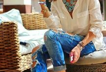 Summer Fashion / by MakeYourOwnJeans