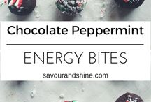 HEALTHY DESSERT RECIPES / Desserts and treats with a healthy twist!    healthy desserts, healthy treats, chocolate, banana, peanut butter, sweets, cookies, cake, popsicles