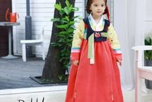 Girl's Hanbok