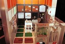 Small Business Office Designs / Great marketing needs an inspiring work space!