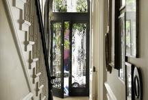 Home ~ entrée / by Charlotte Pinson