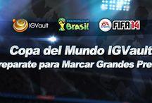 FIFA 14 Copa del Mundo Brasil / Temas relacionadas a FIFA 14 y Copa del Mundo