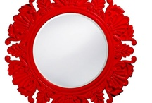 Red Hot Design / Color sparks different emotions. Here is red for you