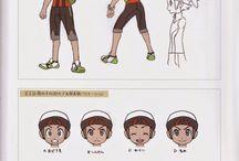 pokemon character design