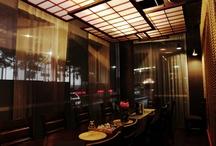 Luxury Dining / Fine dining in fabulous restaurants around the world.