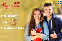 Study in Sweden - Overseas Education Consultants / For more details Visit: http://riyaeducation.com/studyinsweden/