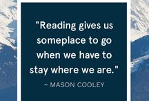Reading and book quotes