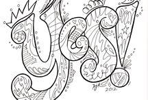Art, Drawing, Doodles / by Tanya Robinson