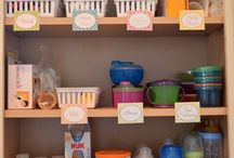 Baby organization / by elle terrell