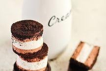 Oreo marshmallows #desserts #dessertrecipes #yummy #delicious #food #sweet / Must make