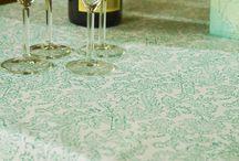 French Tablecloths / French Tablecloths - Table Linens Design - Outdoor Tablecloth