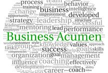 Business Acumen / busi·ness a·cu·men: An in-depth understanding of how a business works, how it makes money, and how strategies and decisions impact financial, operational, and sales results. http://www.paradigmlearning.com/business-acumen.html
