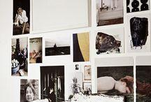 Inspiration ~ Att hänga tavlor