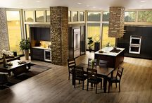 Transitional Kitchens / Kitchen inspiration with a transitional aesthetic
