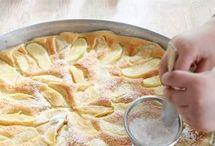 Kuchen mit Obst