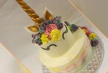 Annin Juhlapalvelu Unicorn Cake