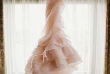 Colour in The Dress. / There is more to white, when it comes to your big day, here are a few ideas...