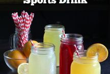 Hydrating Beverages / Hydrating and healthy beverage recipes!