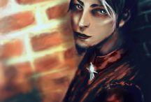 """Knowledge is power"" Fan art of Petyr Baelish by usagi chan"
