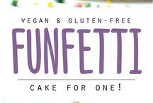 cakes and desserts vegan recipes