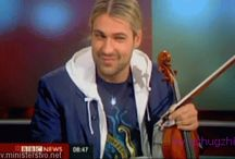 David Garrett / Superstar and totally sexy German/American violinist David Garrett