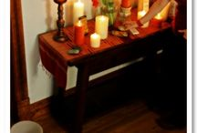 Sacredness is... candle light
