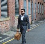 Meet The Model – Ibraar Hussain / Mens fashion brand Kurtis Paul work with Ibraar Hussain