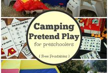 toddler dramatic play ideas