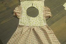 Easier way to sewa doll dress together
