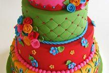 Oilily cakes