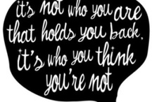 Word Art, Quotes & Stuff / Word Art, Sayings, quotes, funny and true observations. / by Jennie P.
