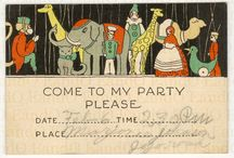Circus Party Inspiration