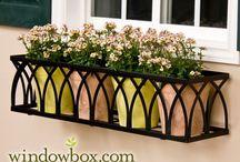 jardin para ventanas