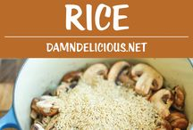Foodie: Rice
