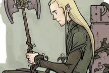 seigneur des anneaux et Hobbit